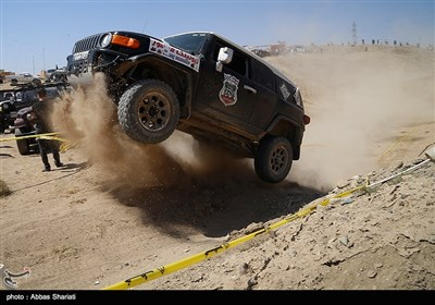 Iran's Northern Province of Alborz Hosts Off-Road Racing Event