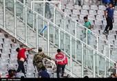 درگیری فیزیکی میان هواداران در آستانه دربی 85/ قیمت نجومی بلیت دیدار پرسپولیس - استقلال