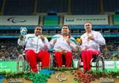 2 نقره، حاصل تلاش ورزشکاران ایران در روز نهم پارالمپیک/ والیبال نشسته فینالیست شد