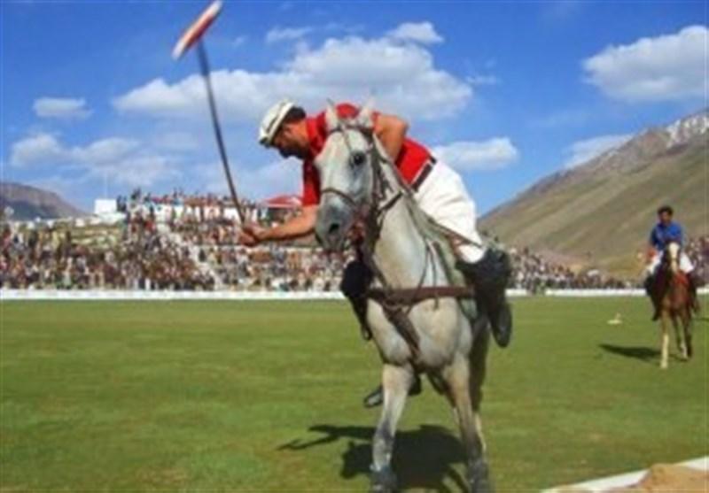 گلگت بلتستان کے ضلع استور کے سیاحتی مقام راما میں پولوفیسٹیول کا آغاز