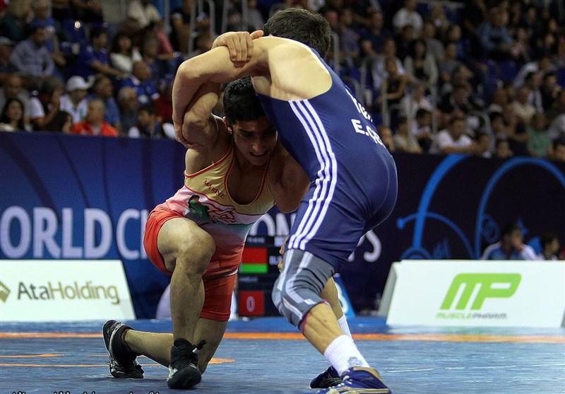 مازندران قهرمان رقابتهای کشتی آزاد قهرمانی کشور شد
