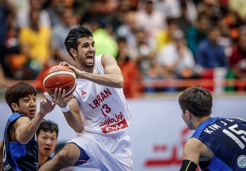 Iran Qualifies for 2017 FIBA Asia Cup