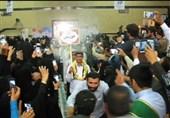 تجلیل باشکوه از 203 نوحافظ کل قرآن کریم در قرآن آباد ایران رقم خورد + فیلم