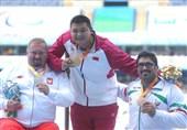 İran Paralimpik Oyunlarında Atlet Gülle Atmada Bronz Madalya Kazandı