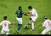 World's Best Blind Footballer Ricardinho Praises Iran