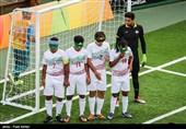 Iran Football 5-a-side Wins Silver at Rio Paralympics