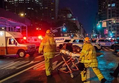 انفجار یهز مدینة نیویورک الأمریکیة وسقوط 29 مصابا