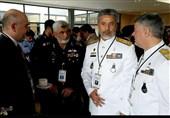 دریادار سیاری با معاون فرمانده نیروی هوایی ارتش پاکستان دیدار کرد + تصاویر