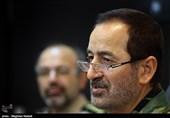 راهپیمایی 22 بهمن 97| امیرگلفام: بیش از 90 درصد تجهیزات دفاعی خود را تولید میکنیم
