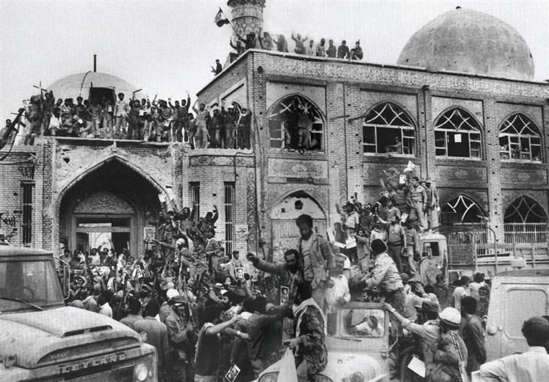 دفاع مردم خرمشهر