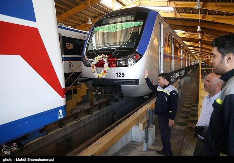 بخش خصوصی وارد مشارکت در تأمین واگن متروی تهران شد