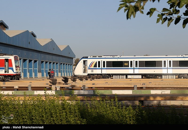 بهره برداری از 58 دستگاه واگن مترو تهران