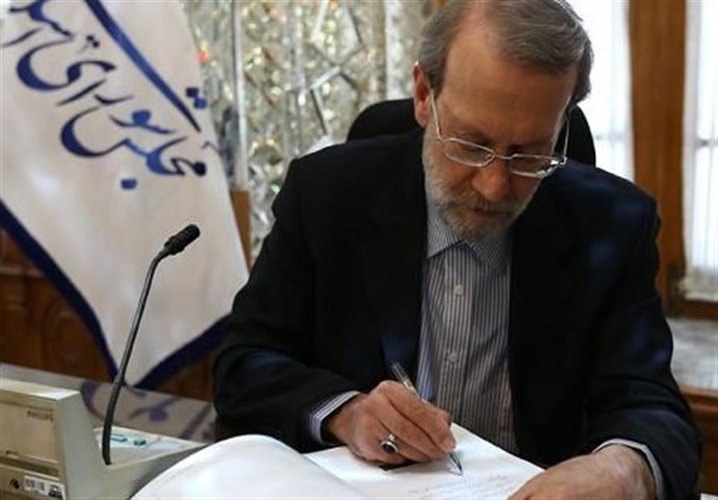 Iranian Speaker Congratulates Counterparts on Holy Prophet's Birth Anniversary