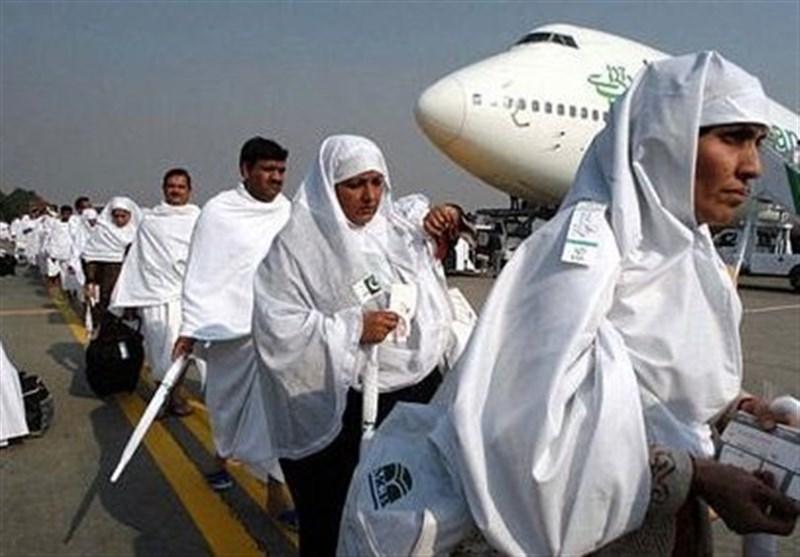 پاکستانی حاجیوں کی وطن واپسی شروع