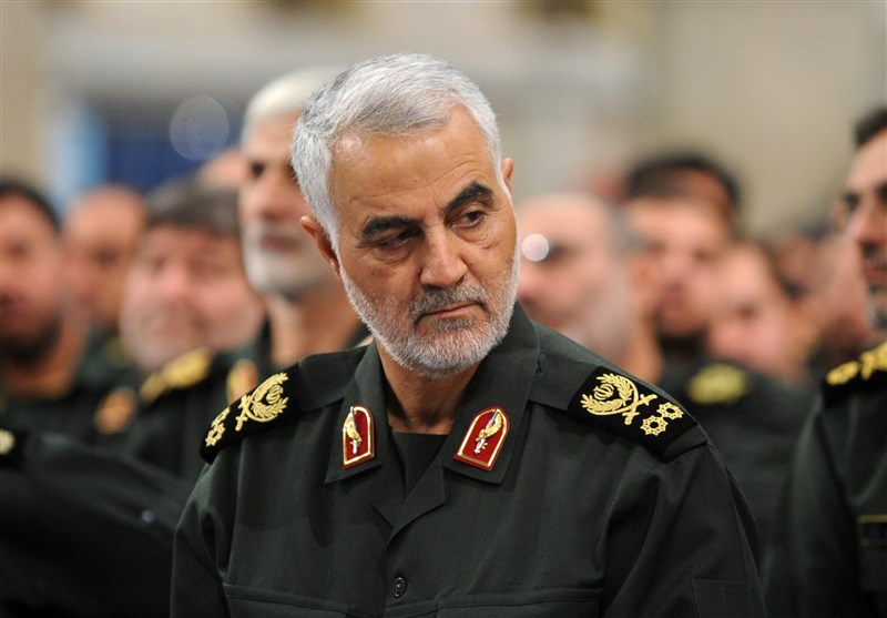 IRGC Quds Force Commander Named Top Defense, Security Thinker by FP