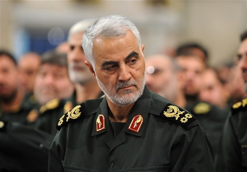 World Indebted to Resistance Axis for Beating Takfirism: General Soleimani