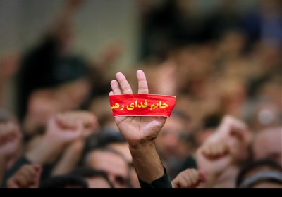 سپاہ پاسداران کے کمانڈروں کی امام خامنہ ای سے ملاقات