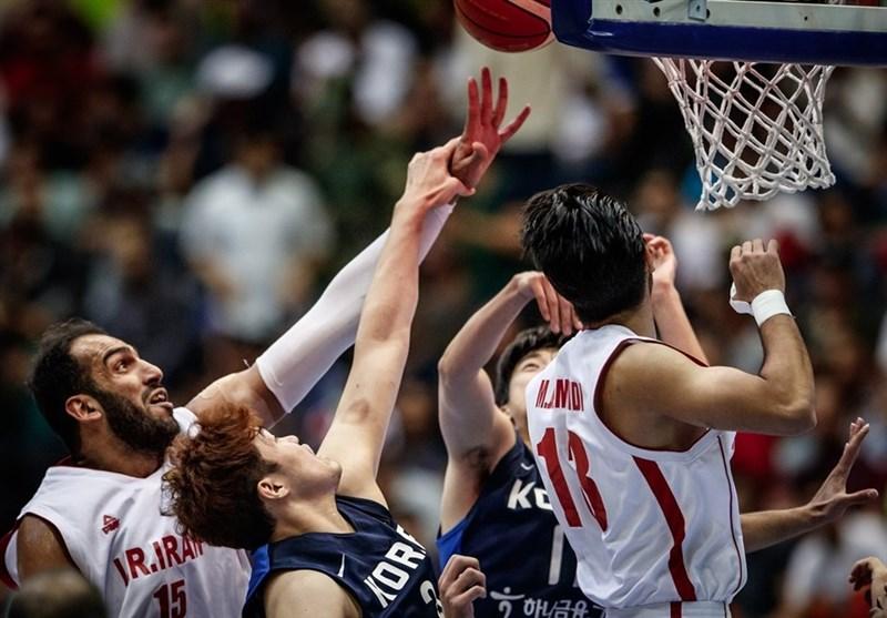 بسکتبال ایران کره