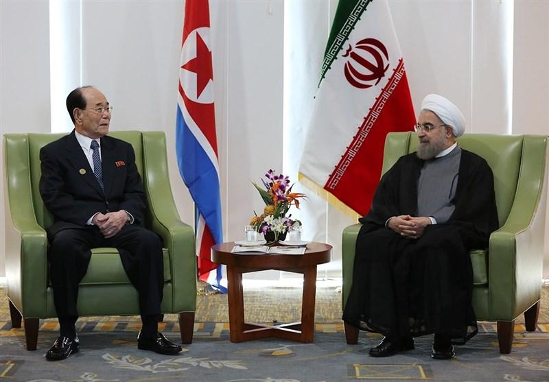 روحانی: تعزیز الاستقرار فی شرق آسیا یحظى بأهمیة بالغة للعالم