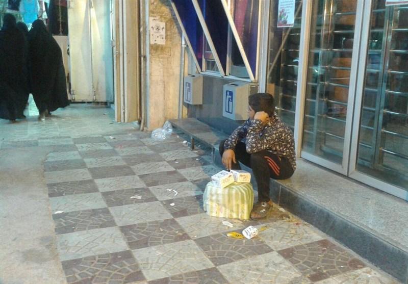 حکایت مرد سرمایهدار یاسوجی که فرزندش دستمال کاغذی میفروشد