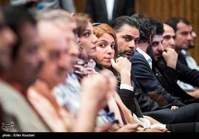 مراسم دهمین جشن منتقدان و نویسندگان سینمایی ایران