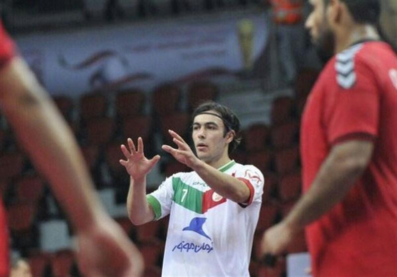 Iran's Pouya Norouzinejad Joins Bergischer Handball Team