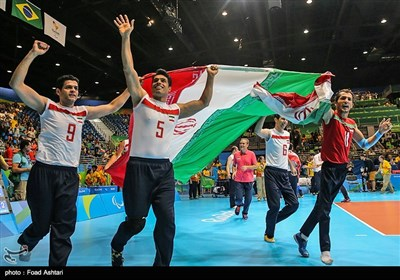 Iran Crowned Men's Sitting Volleyball Champion at Rio Paralympics