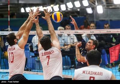 قهرمانی تیم والیبال نشسته ایران در پارالمپیک 2016