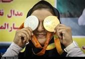 پراکندگی استانی مدالآوران پارالمپیک 2016 ریو