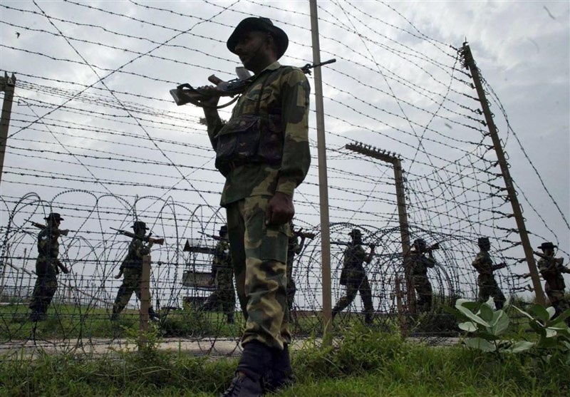 بھارتی فورسز کی جانب سے چھٹے روز بھی ایل او سی پر فائرنگ جاری