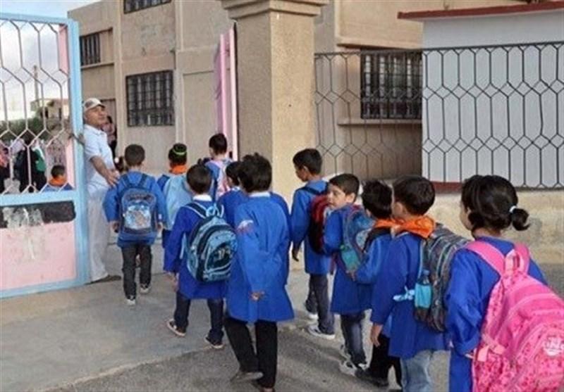 المدارس فی سوریا تستقبل العام الدراسی الجدید + صور