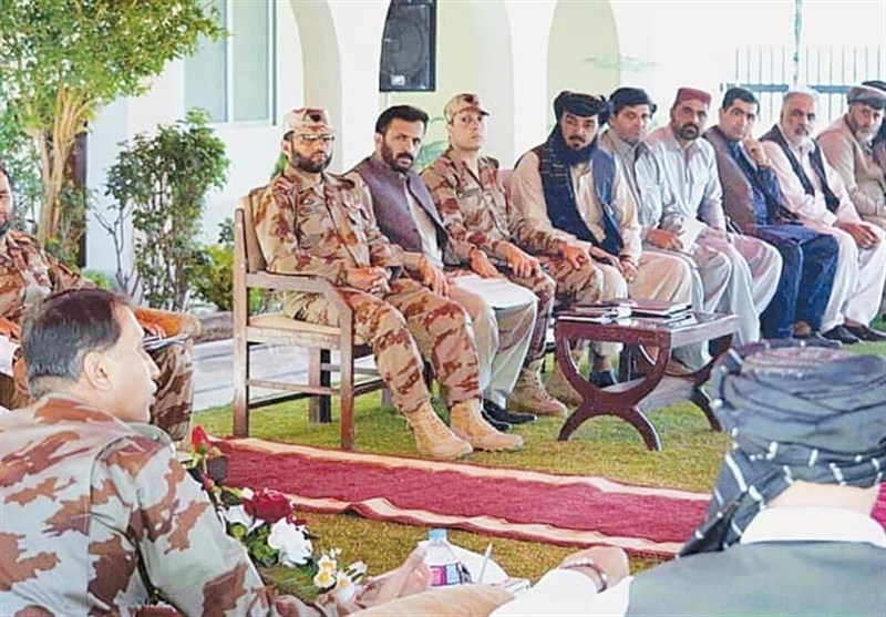 سرحدی قبائل نے ہمیشہ پاکستان کی تعمیر و ترقی میں اہم کردار ادا کیا ہے، فرنٹیئر کور