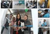 گشایش «خانه دلها» به روی «بچههای بهشت» در غرب افغانستان + تصاویر