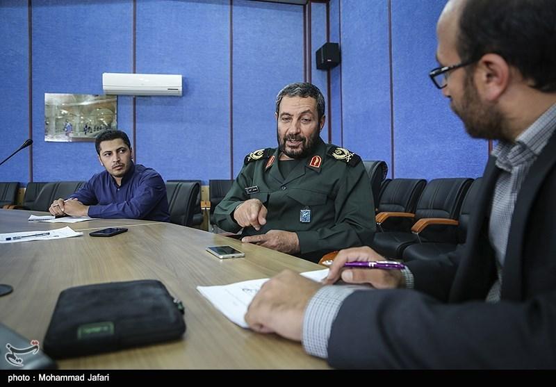مصاحبه با سردار کریمی - زنجان