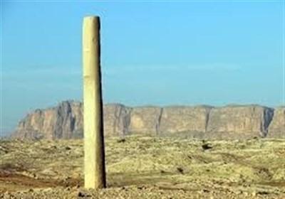 معبد برد نشانده مسجدسلیمان