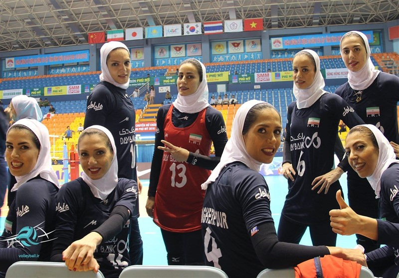 Iran Advances to AVC Qualification Tournament Next Stage