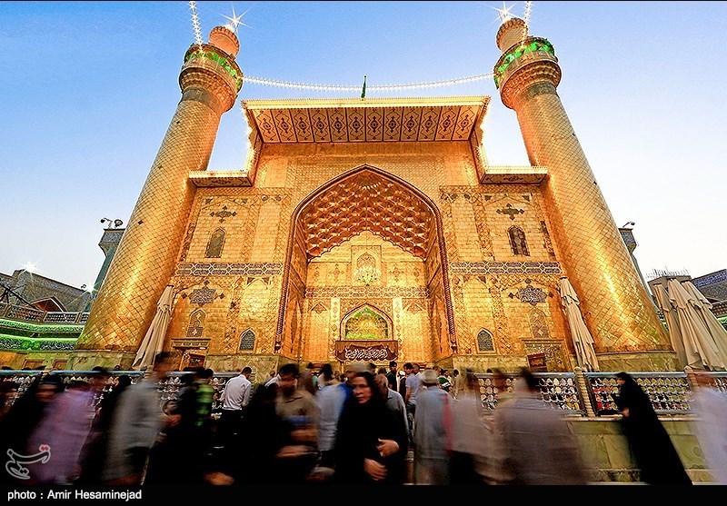 افتتاح صحن الزهراء (س) فی النجف الأشرف وموعد إزاحة الستار عن ضریح الإمامین العسکریین