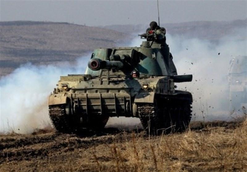 پاک روس جنگی مشق