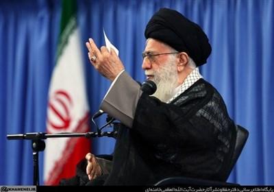 الإمام الخامنئی: لو کانت اسرائیل انتصرت على غزة، لاستطاع السعودیون الانتصار على الیمن