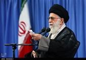 """الإمام الخامنئی: سبّ رموز السنّة من أفعال""""التشیع البریطانی"""" ویشجع ظهور الزمر الخبیثة"""