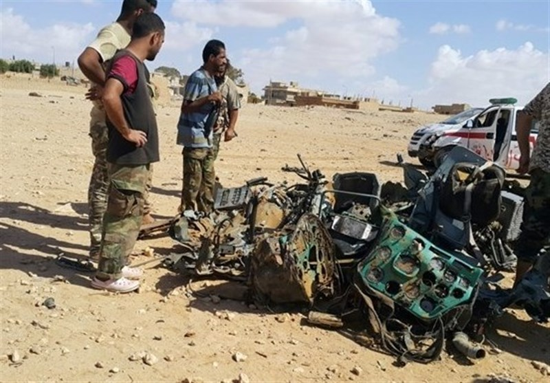 Five Dead in Libya Military Helicopter Crash