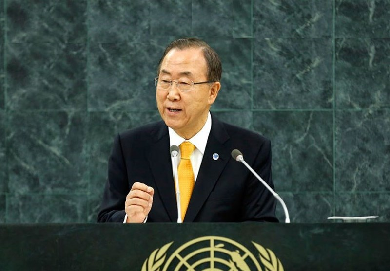 UN's Ban Makes Final Appeal for Action on Syria, Climate