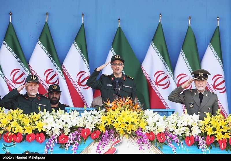 No Slowdown in Iran's Military Tests, War Games: Top Commander