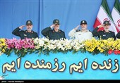 Iranian Armed Forces Mark Sacred Defense Anniversary with Nationwide Parades (+Photos)