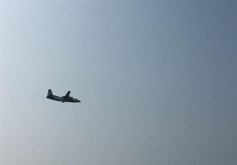 إلحاق طائرة إف 27 بالأسطول الجوی للبحریة الإیرانیة