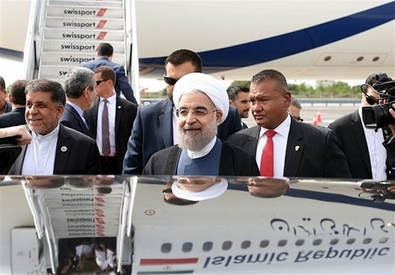 Iranian President Wraps Up Visit to New York