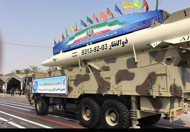 "تعرف على الصاروخ ""ذوالفقار"" الّذی دکّ أوکار داعش بدیر الزور"