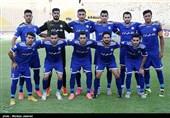 دیدار تیم های فوتبال استقلال خوزستان و پیکان