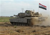 Irak Kuvvetlerinin Musul'un Batısındaki İlerleyişi