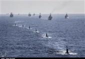 خلیج فارس اور آبنائے ہرمز میں ایرانی آبدوزوں کی طاقت کا مظاہرہ